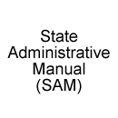 State Administrative Manual