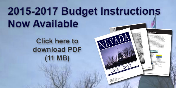 2015-2017 Budget Instructions